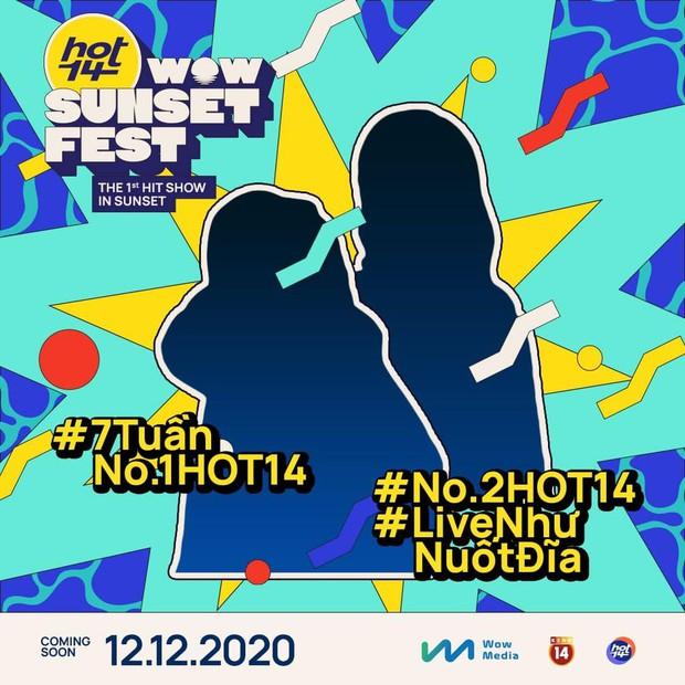 Netizen tán loạn dự đoán dàn line-up khủng của HOT14 WOW Sunset Fest, Jack và Thùy Chi được gọi tên liên tục? - Ảnh 2.