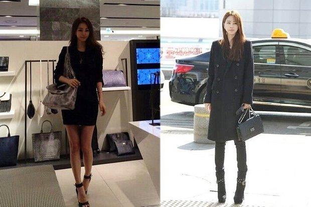 Dàn tuyệt sắc mỹ nhân Kbiz ngoài đời: Han Ga In, Jeon Ji Hyun cũng phải chịu thua chị đại vạn người... sợ Kim Hye Soo! - Ảnh 17.