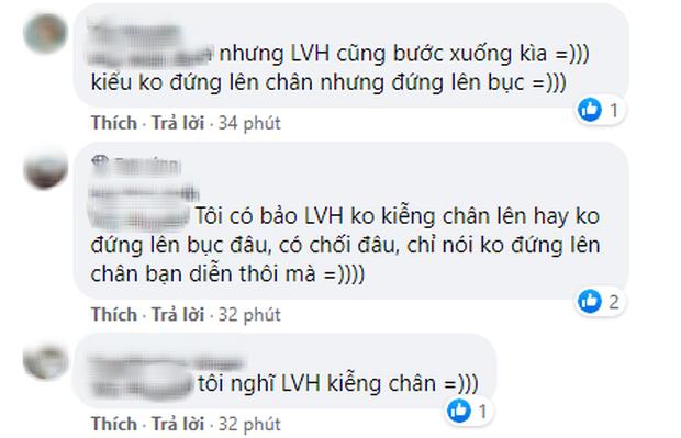 Fan quắn quéo với cảnh hậu trường La Vân Hi bá vai thân thiết Trần Phi Vũ cứ như clip quay trộm cảnh hẹn hò - Ảnh 7.
