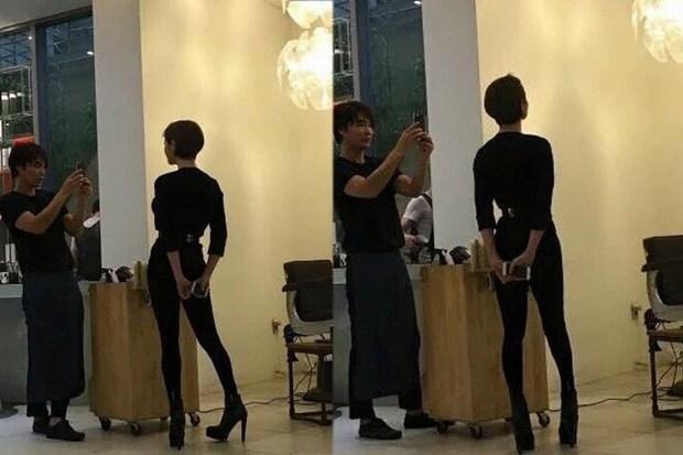 Dàn tuyệt sắc mỹ nhân Kbiz ngoài đời: Han Ga In, Jeon Ji Hyun cũng phải chịu thua chị đại vạn người... sợ Kim Hye Soo! - Ảnh 22.