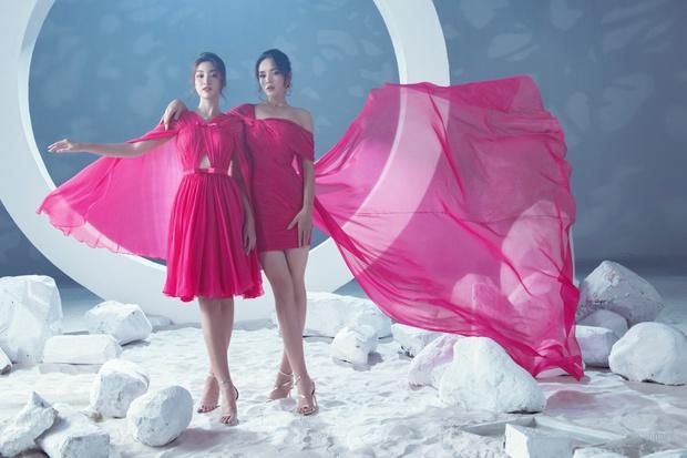 Bộ ảnh 6 Hoa hậu thập kỷ hội tụ gây bão MXH: Toàn visual đỉnh của chóp, chị cả Mai Phương Thuý và em út Tiểu Vy đọ sắc cực gắt - Ảnh 3.