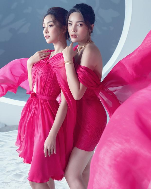 Bộ ảnh 6 Hoa hậu thập kỷ hội tụ gây bão MXH: Toàn visual đỉnh của chóp, chị cả Mai Phương Thuý và em út Tiểu Vy đọ sắc cực gắt - Ảnh 4.