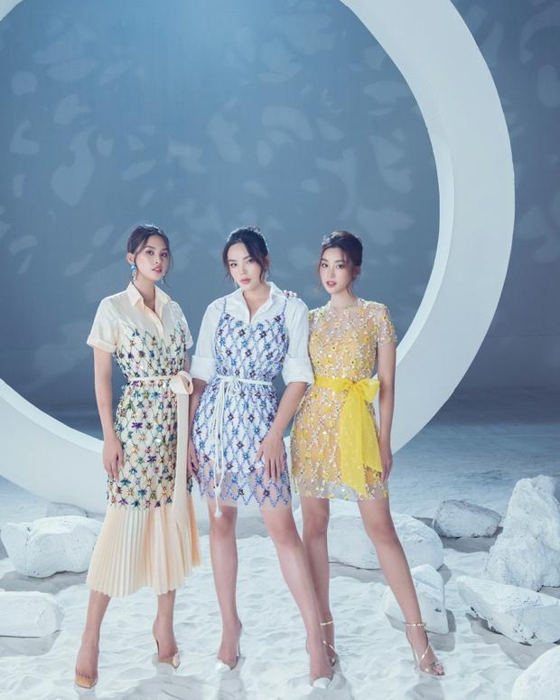 Bộ ảnh 6 Hoa hậu thập kỷ hội tụ gây bão MXH: Toàn visual đỉnh của chóp, chị cả Mai Phương Thuý và em út Tiểu Vy đọ sắc cực gắt - Ảnh 5.
