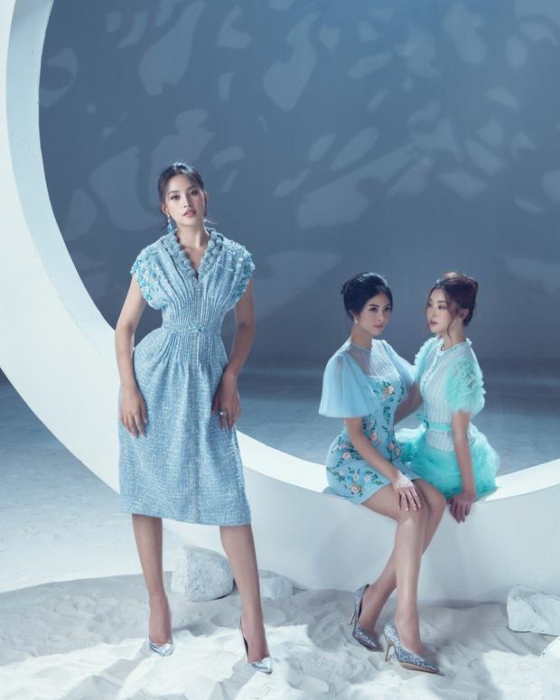 Bộ ảnh 6 Hoa hậu thập kỷ hội tụ gây bão MXH: Toàn visual đỉnh của chóp, chị cả Mai Phương Thuý và em út Tiểu Vy đọ sắc cực gắt - Ảnh 7.