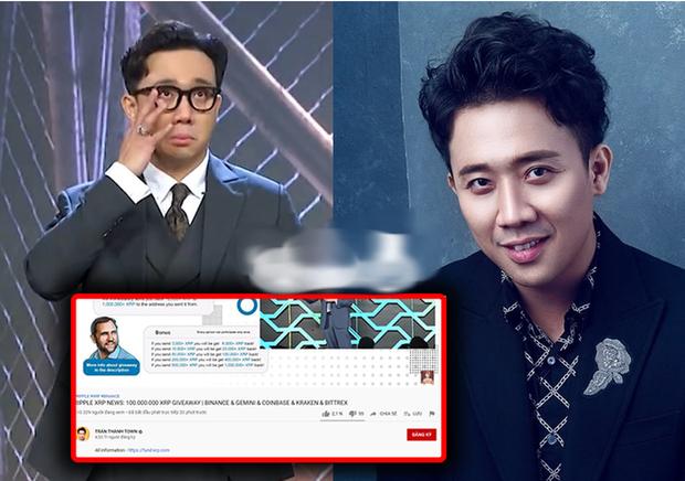 Nóng: Kênh YouTube của Trấn Thành bị hack, phát livestream về Bitcoin với hơn 100.000 lượt xem - Ảnh 1.