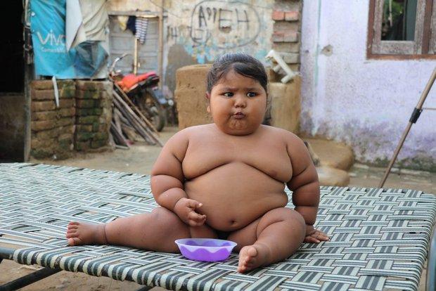 Bé gái béo nhất thế giới 8 tháng tuổi đã nặng gần 20kg, từng khiến truyền thông thế giới phải ngỡ ngàng 3 năm trước giờ ra sao? - Ảnh 9.