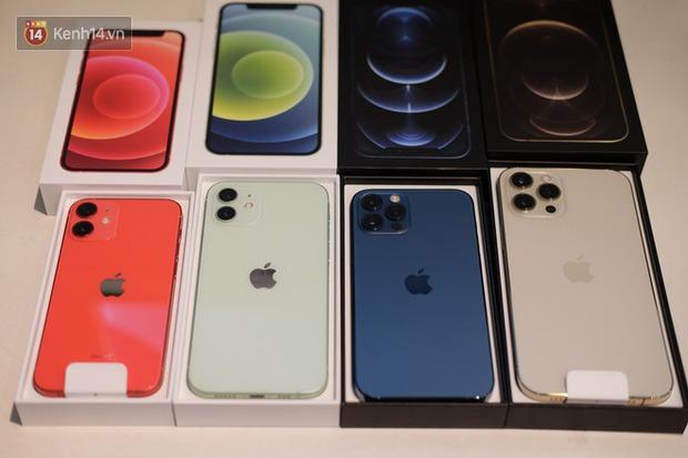2 màu hot của iPhone 12 Pro Max bản VN/A bắt đầu về hàng dồi dào tại các đại lý sau thời gian khan hiếm - Ảnh 2.