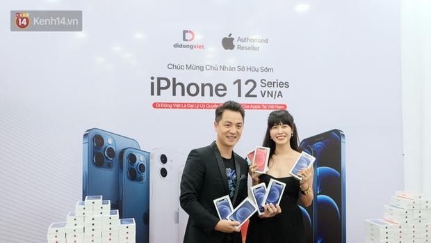 iPhone 12 chính hãng mở bán tại Việt Nam, nhạc sỹ Dương Khắc Linh chốt đơn luôn 4 chiếc, Bảo Thy, Ngô Kiến Huy cũng hào hứng khoe đặt hàng - Ảnh 3.