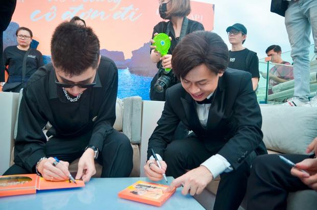 K-ICM tung album kết hợp cùng gà cưng APJ, bán sạch 1.000 đĩa trong ngày đầu mở bán - Ảnh 1.