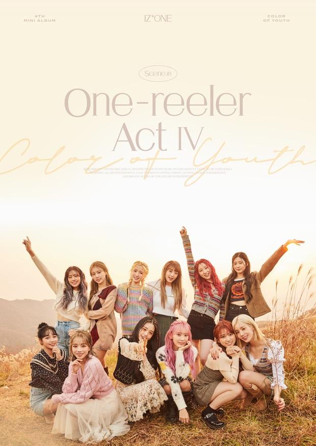 Ảnh teaser của IZ*ONE mắc lỗi photoshop cẩu thả, nhóm sắp tan rã nên bị bỏ bê giống Wanna One ngày nào? - Ảnh 2.