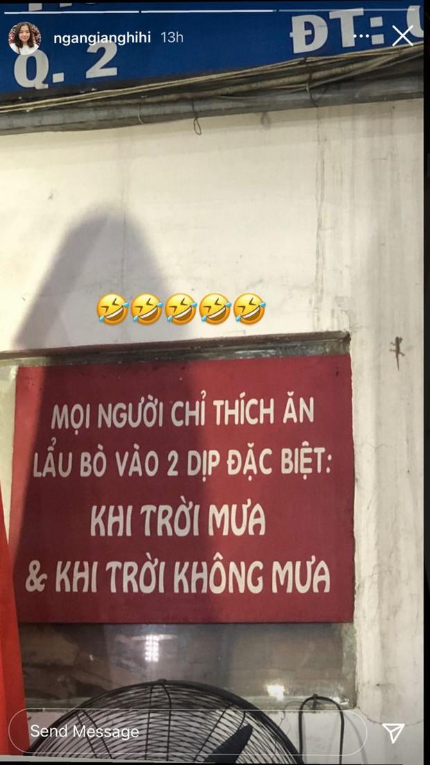 Quán lẩu bò Sài Gòn treo biển thông báo khiến khách nào vô cũng phải tặc lưỡi: Vừa đúng vừa dễ thương quá trời! - Ảnh 1.