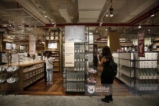HOT: Đột nhập cửa hàng MUJI trước ngày khai trương, góc nào cũng xịn sò thích mê - Ảnh 5.