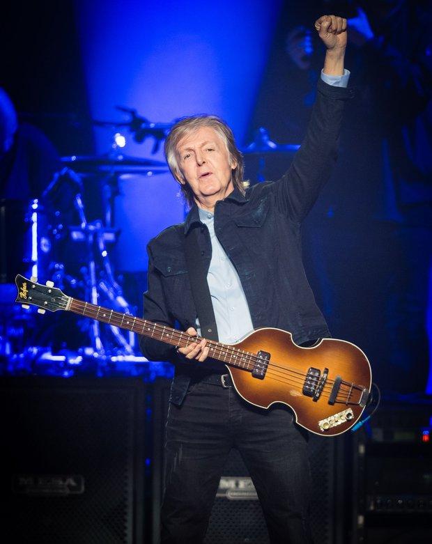 """Netizen nổi da gà"""" khi Paul McCartney khen ngợi và thú nhận thích xem BTS: Khi huyền thoại nhắc đến huyền thoại! - Ảnh 1."""