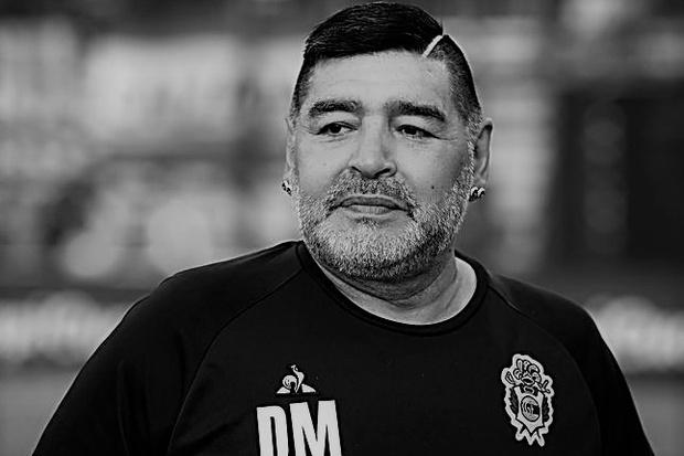 Truyền thông thế giới sốc nặng, bàng hoàng trước sự ra đi đột ngột của huyền thoại Diego Maradona - Ảnh 1.
