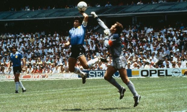 Bàn tay của Chúa là gì, vì sao cố huyền thoại Maradona gắn liền với cái tên này? - Ảnh 2.