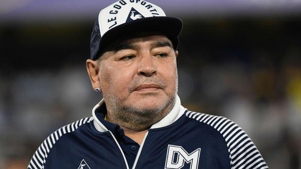 Nữ phóng viên Anh: Điều buồn nhất là sự ra đi của Maradona không bất ngờ - Ảnh 1.