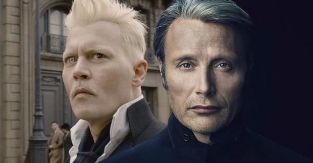 HOT: Tài tử sát nhân ăn thịt người chính thức thế chỗ Johnny Depp ở vũ trụ Harry Potter - Ảnh 1.