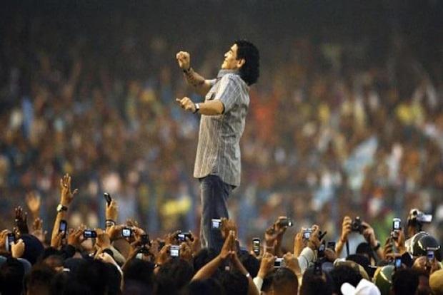 Diego Maradona và lời tiên tri định mệnh về một huyền thoại vĩ đại - Ảnh 4.