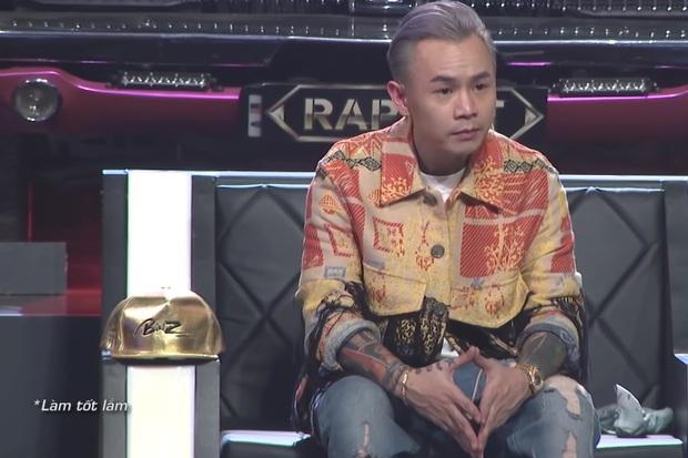 Cười xỉu với bộ sưu tập Ờ mây zing, gút chóp em của Binz tại Rap Việt! - Ảnh 4.