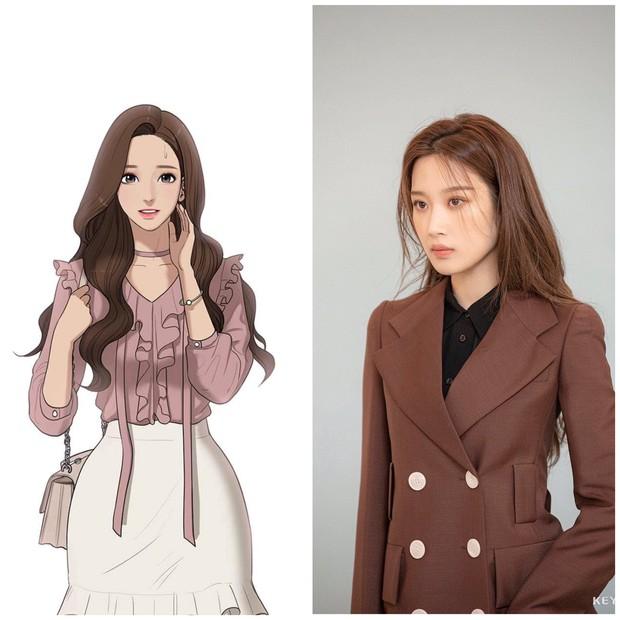 Yoo Jae Suk cười khoái chí khi được ngắm chính mình phiên bản truyện tranh đẹp hơn hoa - Ảnh 5.