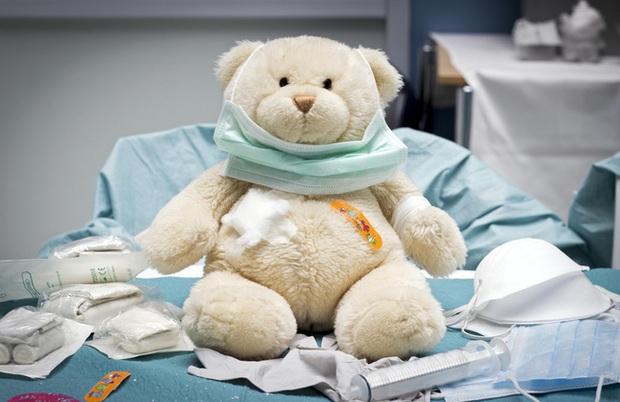 Độc lạ phòng khám chữa bệnh cho... thú nhồi bông ở Nhật, viện phí có thể lên đến 111 triệu - Ảnh 9.