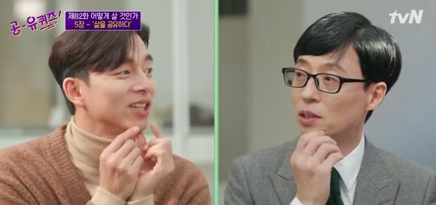 Yêu tinh Gong Yoo chính là bản sao hoàn hảo của MC quốc dân Yoo Jae Suk? - Ảnh 3.