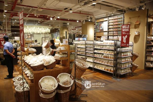 HOT: Đột nhập cửa hàng MUJI trước ngày khai trương, góc nào cũng xịn sò thích mê - Ảnh 12.