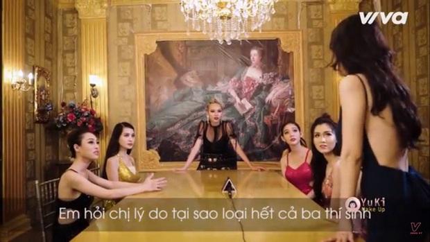 """""""Antifan mới"""" của Hương Giang từng ngang nhiên """"vỗ mặt"""", chất vấn Phí Phương Anh trên show thực tế - Ảnh 3."""