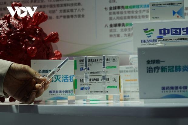 Vaccine COVID-19 đầu tiên của Trung Quốc sắp đưa ra thị trường - Ảnh 1.