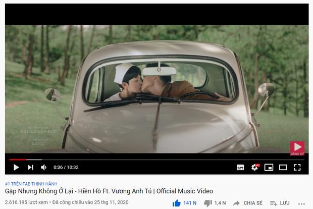 Hiền Hồ đánh bại Rap Việt và cả BTS, mang về top 1 trending YouTube đầu tiên trong sự nghiệp! - Ảnh 2.