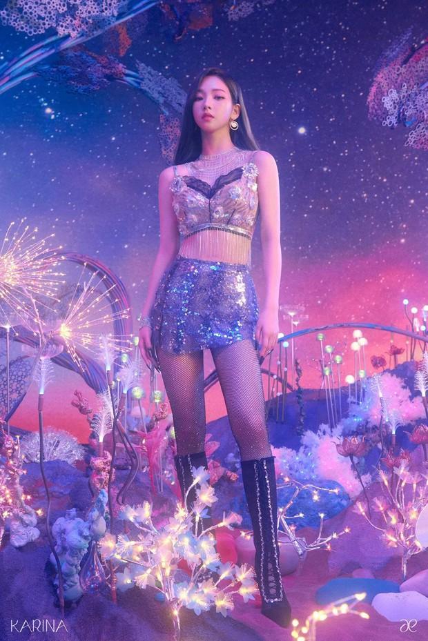 Dàn idol nữ có đôi chân dài nhất Kpop: Thánh body Lisa e dè trước mỹ nhân đẹp nhất thế giới, center IZ*ONE và aespa đối đầu - Ảnh 14.
