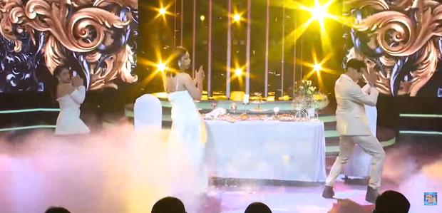 Hot TikToker Hải Đăng Doo tặng khán giả một cú lừa khi hóa Bích Phương phiên bản cơ bắp - Ảnh 3.