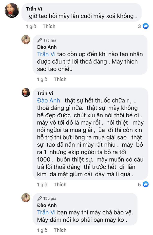 Đỗ Nhật Hà cùng dàn người đẹp chuyển giới về phe nào giữa drama của Đào Anh & Hương Giang? - Ảnh 4.