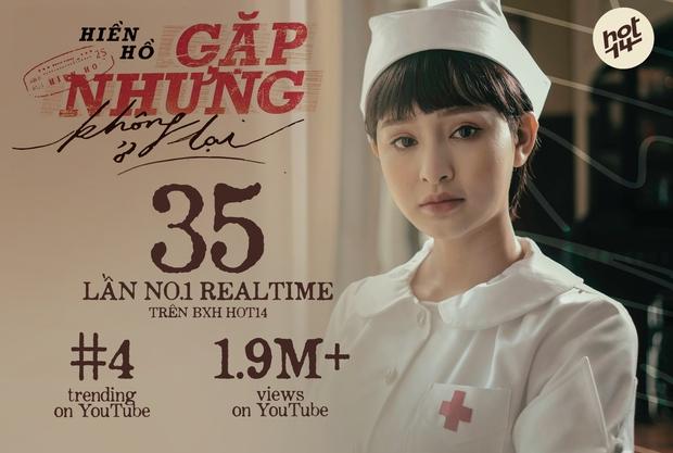 Gặp Nhưng Không Ở Lại của Hiền Hồ: Câu trả lời về vị trí của MV ballad drama giữa cơn bão rap Việt - Ảnh 6.