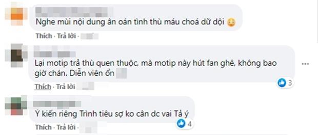 La Vân Hi múa bóng với Trình Tiêu, fan muốn cua gấp vì nội dung phim toàn oán với hận - Ảnh 6.