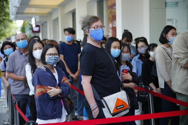 Cả Sài Gòn dập dìu đi khai trương MUJI, từ giới trẻ đến các cô các bác rộn ràng shopping - Ảnh 5.