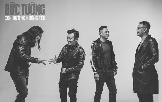 Phạm Anh Khoa thay thế cố nghệ sĩ Trần Lập làm minishow cùng nhóm Bức Tường, MC Lại Văn Sâm tiết lộ từng tham gia một ban nhạc - Ảnh 1.