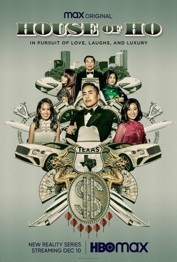 Gia đình gốc Việt siêu giàu tại Mỹ được Hollywood làm phim tài liệu, drama bể đầu cứ tưởng Gái Già Lắm Chiêu! - Ảnh 1.