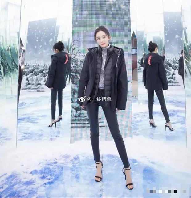 Không phải ảnh sự kiện, hình hậu trường của Dương Mịch gây bão Weibo: Ánh mắt hồ thu và chiếc mặt nạ bí ẩn khiến Cnet nức nở - Ảnh 5.