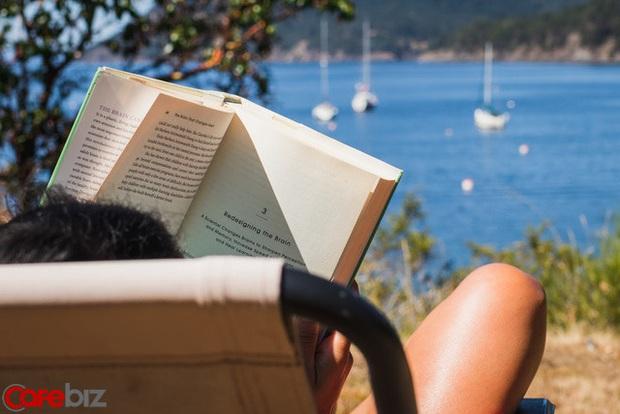 Sách còn không đọc đúng mà bạn đòi thành công: Làm sao để thay đổi cuộc đời thông qua đọc sách? - Ảnh 2.