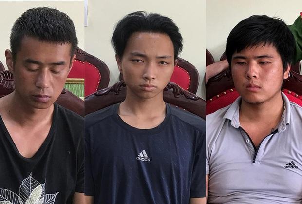 Tử hình 3 tên cướp người Trung Quốc sát hại tài xế taxi rồi bỏ thi thể xuống sông - Ảnh 2.