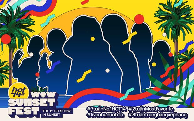 Thuỳ Chi, Cara, Thịnh Suy và HuyR xác nhận trình diễn tại HOT14 WOW Sunset Fest, tuy nhiên trùm cuối vẫn chưa xuất hiện! - Ảnh 1.