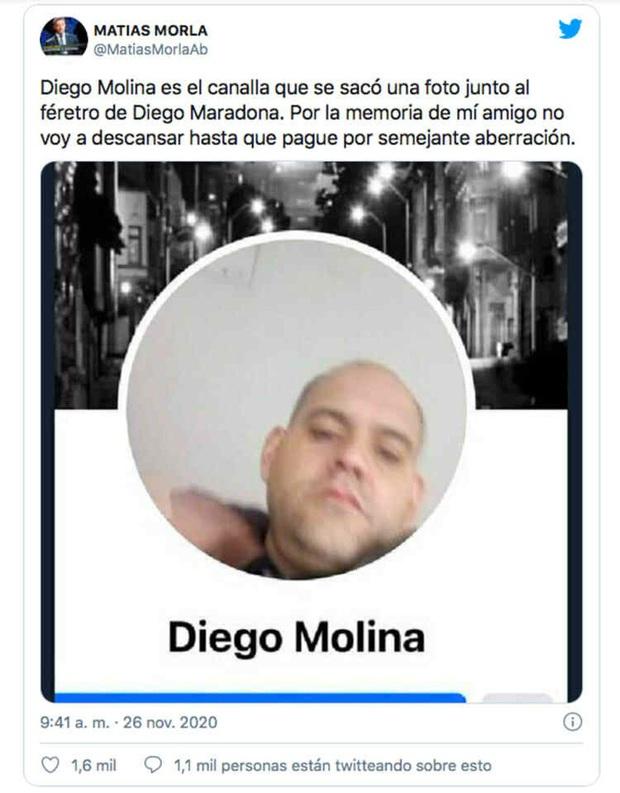 Nhân viên tang lễ gây phẫn nộ vì chụp ảnh đặt tay lên thi hài Maradona: Luật sư của Cậu bé vàng thề bắt những kẻ vô lại phải trả giá trước pháp luật - Ảnh 3.