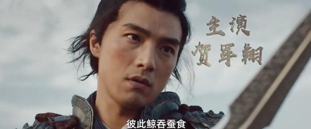 Sau ầm ĩ anti cung Xử Nữ, Hạ Quân Tường tái xuất làm mãnh tướng đẹp hút mắt ở trailer Triệu Tử Long - Ảnh 10.