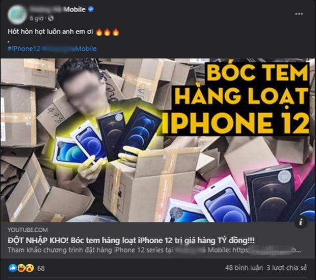 iPhone 12 chính hãng cháy hàng, một đại lý nổi tiếng dính lùm xùm vì nhận cọc sớm nhưng chưa có hàng trả khách? - Ảnh 14.