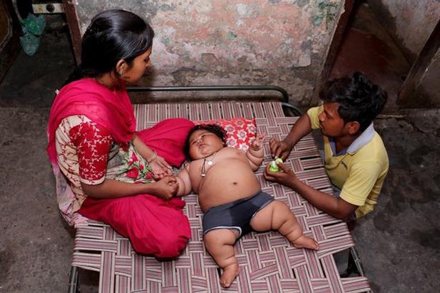 Bé gái béo nhất thế giới 8 tháng tuổi đã nặng gần 20kg, từng khiến truyền thông thế giới phải ngỡ ngàng 3 năm trước giờ ra sao? - Ảnh 8.