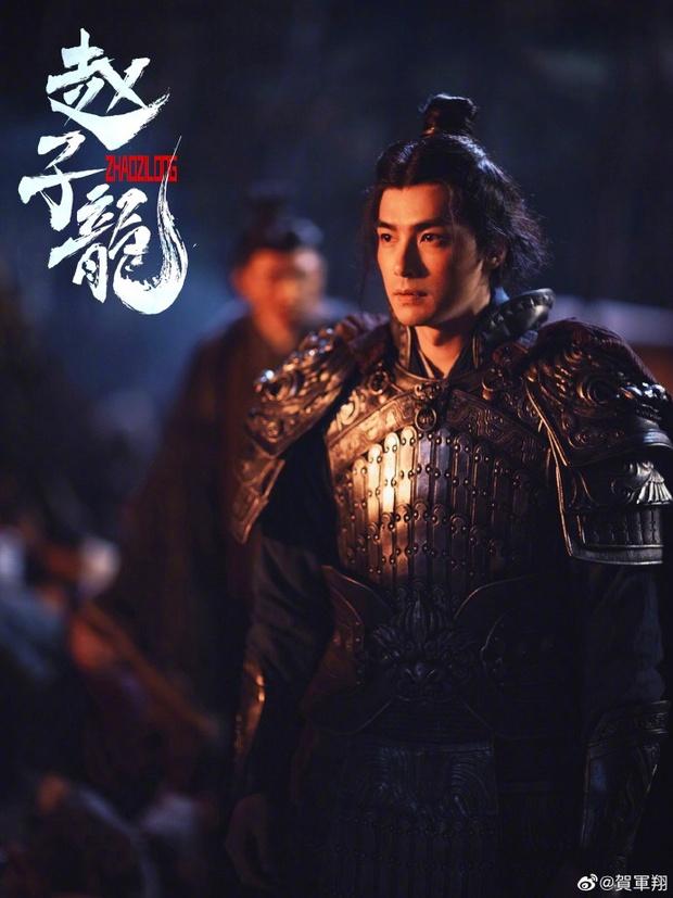 Sau ầm ĩ anti cung Xử Nữ, Hạ Quân Tường tái xuất làm mãnh tướng đẹp hút mắt ở trailer Triệu Tử Long - Ảnh 9.