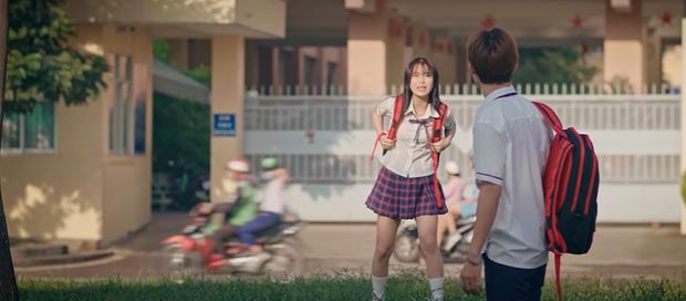 4 khoảnh khắc siêu cưng của đôi bạn Han Sara - Tùng Maru ở Đừng Làm Bạn Nữa: Mê nhất là màn hôn hụt đó nha! - Ảnh 2.