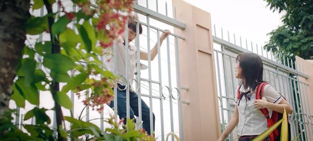4 khoảnh khắc siêu cưng của đôi bạn Han Sara - Tùng Maru ở Đừng Làm Bạn Nữa: Mê nhất là màn hôn hụt đó nha! - Ảnh 4.