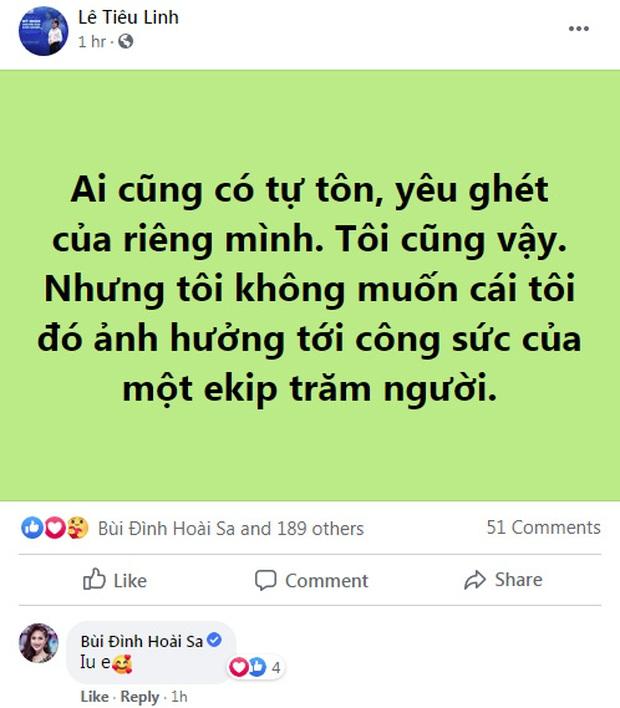 Đỗ Nhật Hà cùng dàn người đẹp chuyển giới về phe nào giữa drama của Đào Anh & Hương Giang? - Ảnh 5.